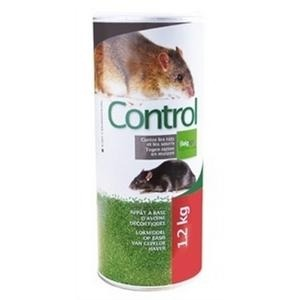 CONTROL Rodenticide 1,2 Kg